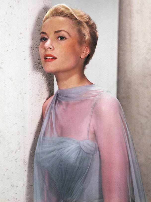 to catch a thief grace kelly dress. Grace Kelly in quot; To catch