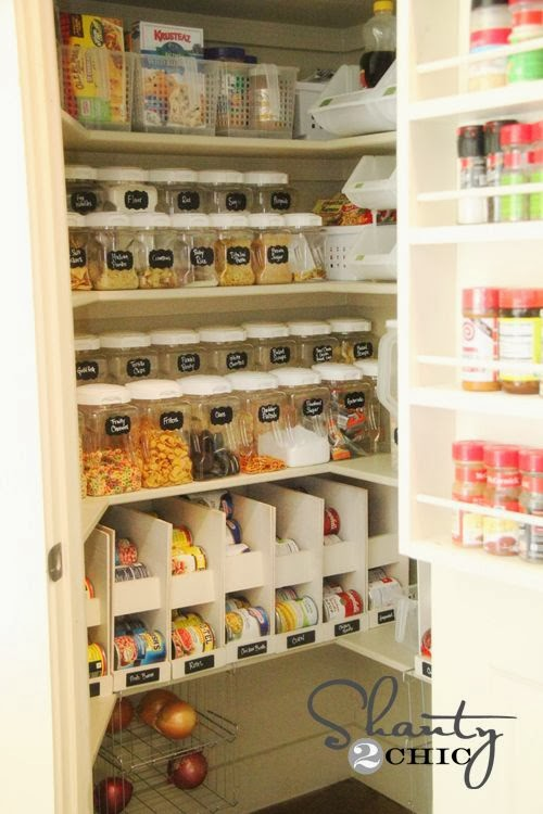 7 Innovative Ideas To Organize Your Pantry The Idea King