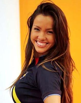 Sonrisa de Paloma Fiuza