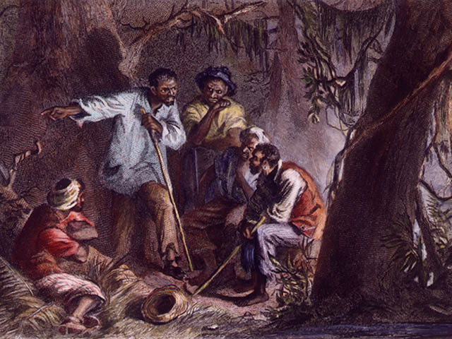 Slave Insurrections in the United States: An Overview