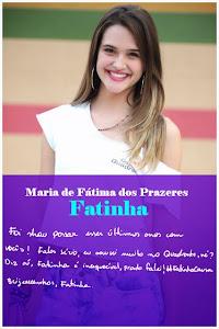 Juliana Paiva(Fatinha)
