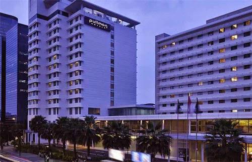 Pullman Jakarta Indonesia Hotel