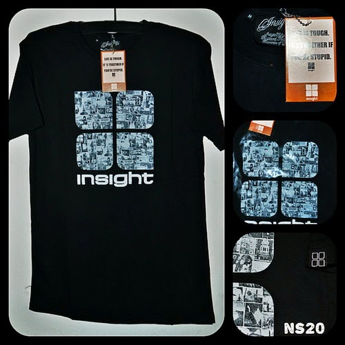 Kaos Surfing INSIGHT Kode NS20