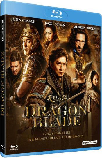 Filme Poster Dragon Blade BDRip XviD Dual Audio & RMVB Dublado