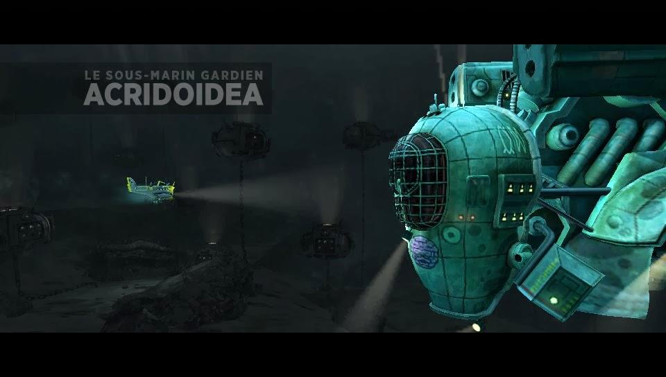 Sine Mora - Boss Acridoidea