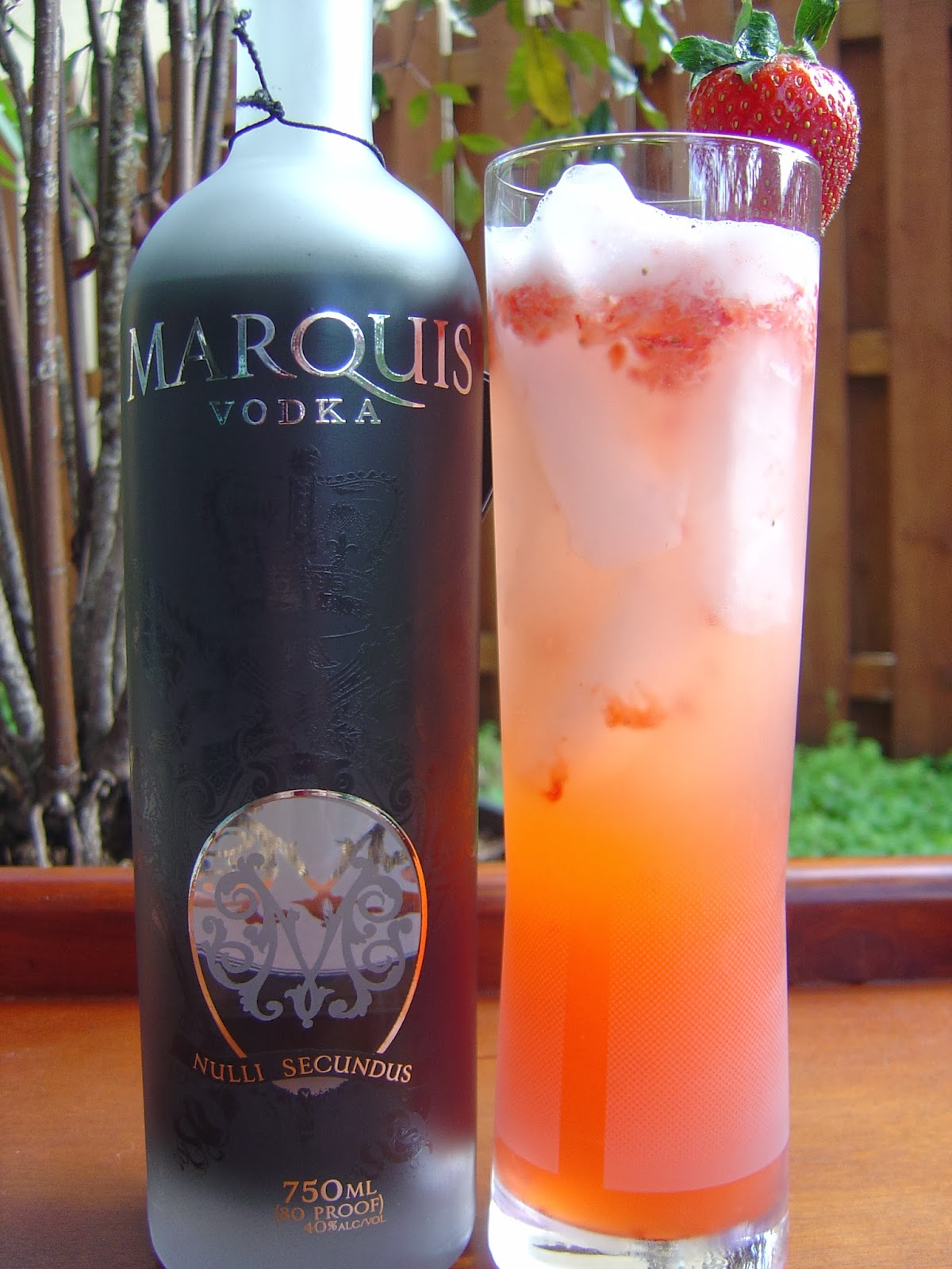 Distilled reflections marquis vodka and a fun cocktail for Fun cocktails with vodka