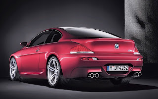 Red Bmw Cool HD Wallpaper