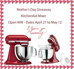 Mother&#39;s Day Blogger Opportunity