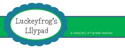 Luckeyfrog's Lilypad