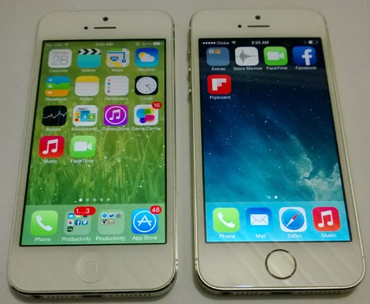 Iphone 5 Vs Iphone 5s Reviews