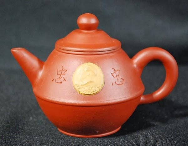 Emperors Antique Mao Zedong Teapots For Sale