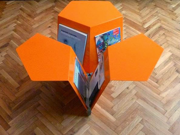 Awesome and Coolest Origami Inspired Furniture (15) 1