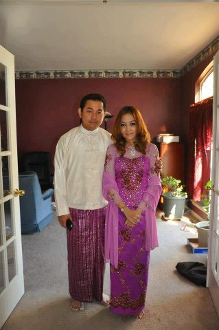 Wine Su Khine Thein - Wedding in United States