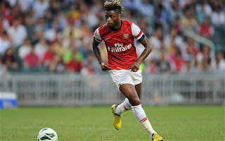 Alex Song, Barcelona, Deportes
