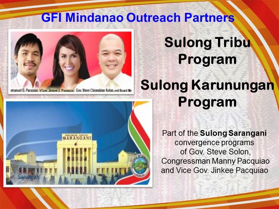 Sarangani Province Partners