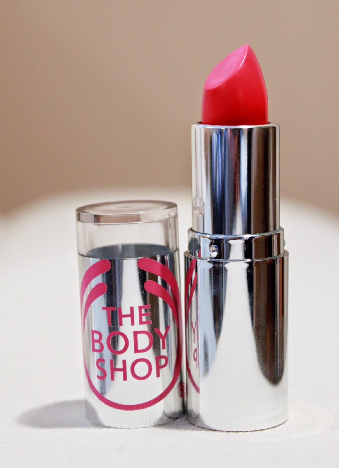Just J: The Body Shop Colour Crush Lipstick review