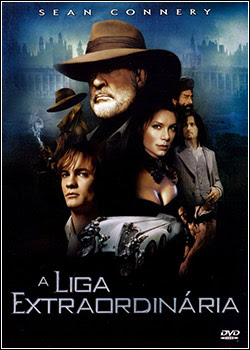 Download - A Liga Extraordinária BDRip AVI Dual Áudio + RMVB Dublado