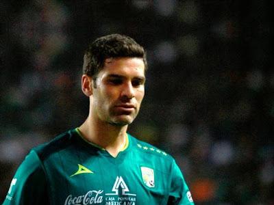 Rafa Marquez, jugador de León (Mex)