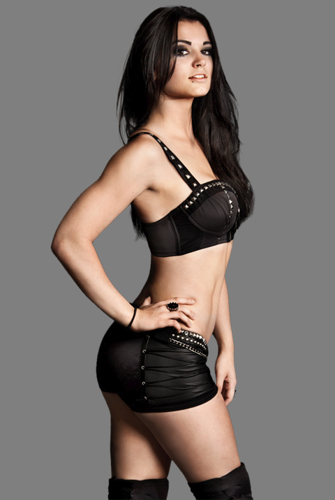 NXT Womens Champion sexy Paige hot WWE Anti-Diva
