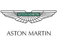 The Aston Martin car brand