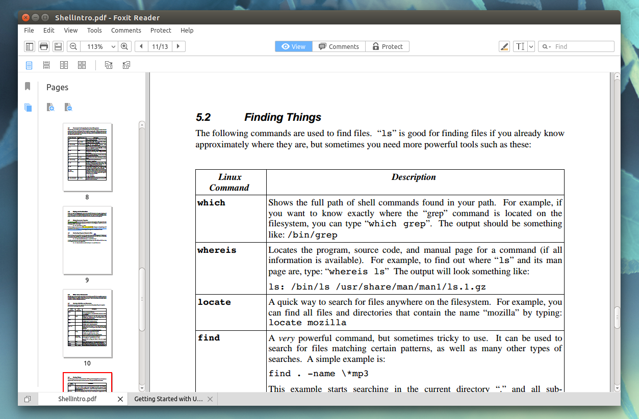 Collaborate Using LibreOffice Writer Changes and Comments