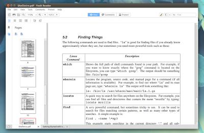 Foxit PDF Reader Linux