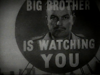 Big Brother in 1954 BBC teleplay of Nineteen Eighty-Four
