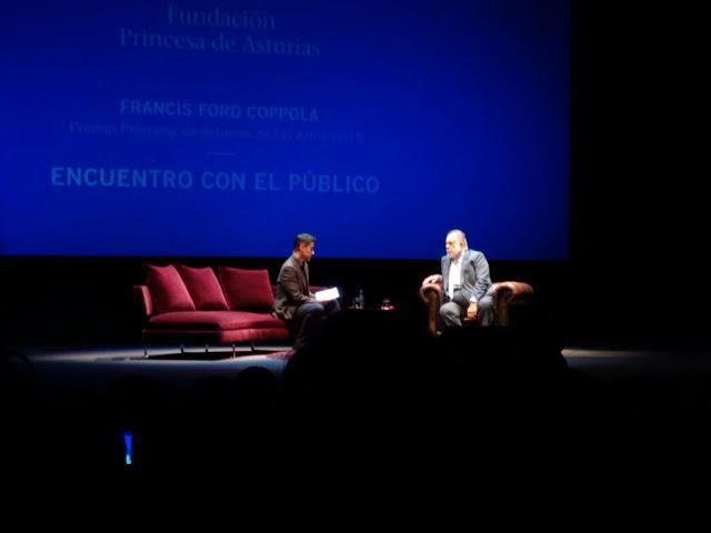 Coppola en teatro Jovellanos