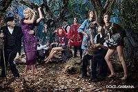 DOLCE&GABBANA FW201415 Ad Campaign
