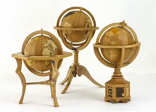 18-Globes-Life-Size-Chris-Gilmour-Cardboard-Sculptures-www-designstack-co