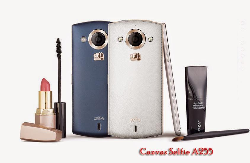 Micromax canvas selfie A 255