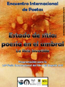 Convenio REDNEL Colombia|La Raíz Invertida en la Feria Internacional del Libro de Bogotá 2011