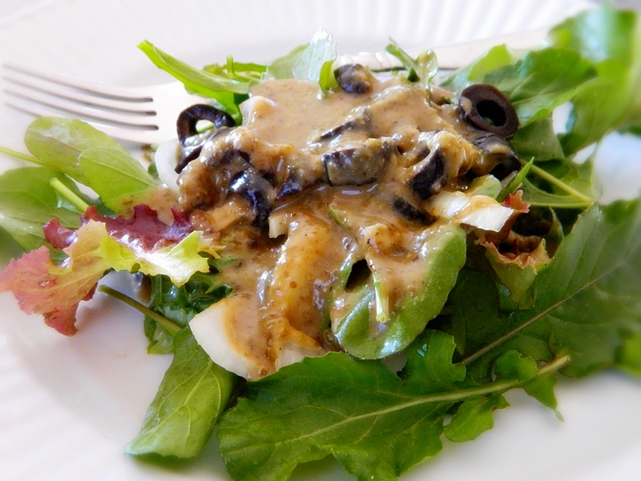 Raw On $10 A Day (or Less!) Best Salad Dressing Ever (Really!) ~ Raw Vegan