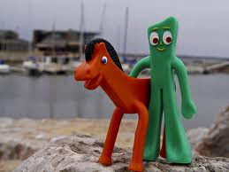 Pokey and Gumby