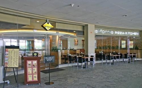California Pizza Kitchen (CPK) in Trinoma