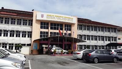 Ceramah Sains PT3 di SMK Bandar Baru Darulaman