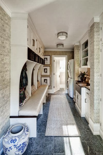 Chinoiserie Chic The Chinoiserie Mud Room