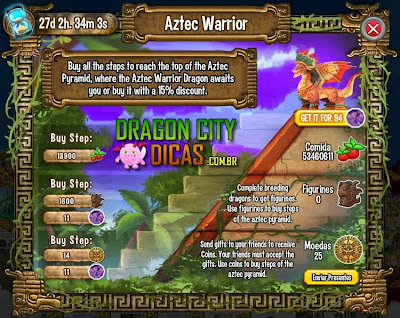 Ilha Asteca - 2.Guerreiro Asteca
