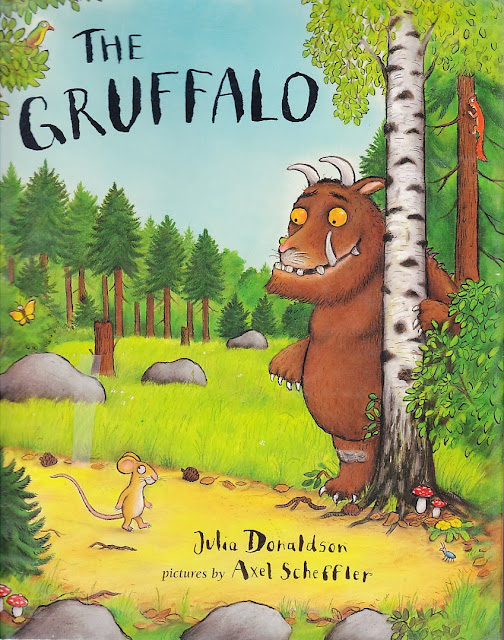 Cover of The Gruffalo
