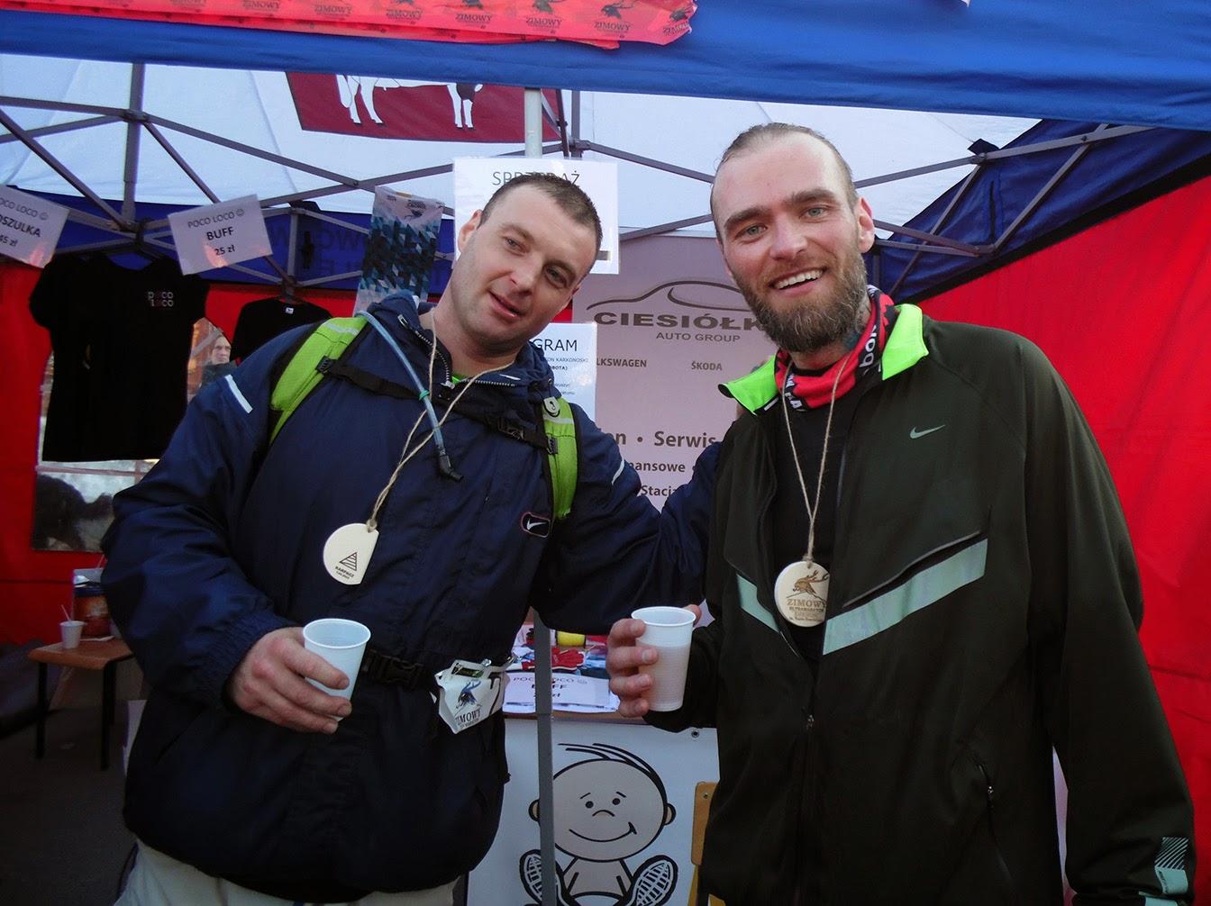 Zimowy Ultramaraton Karkonoski Karpacz