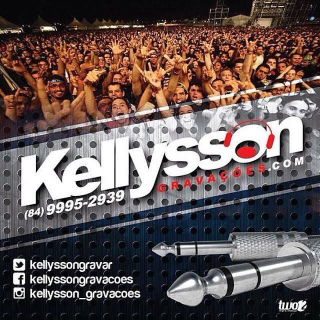 KELLYSSON GRAVAÇÕES