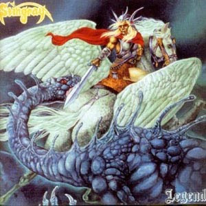 Stingray - Legend (EP) (1986)