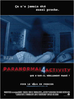 Paranormal Activity 4 streaming vf