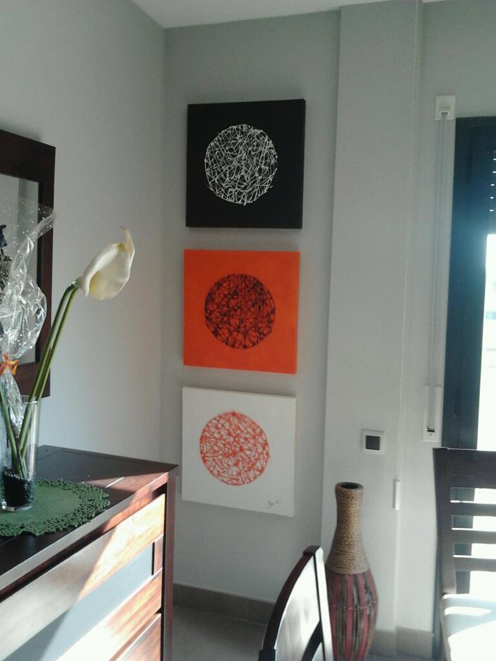 Esos cuadros me los hago yo yonolotiraria yonolotiraria - Cuadros modernos faciles de pintar ...