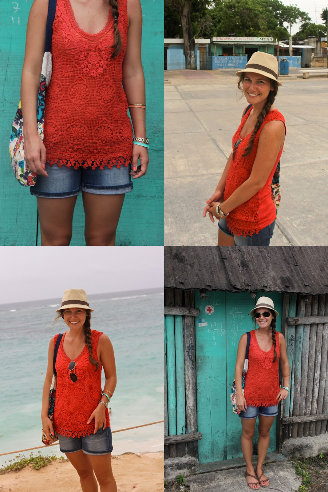 Outfits From Mexico