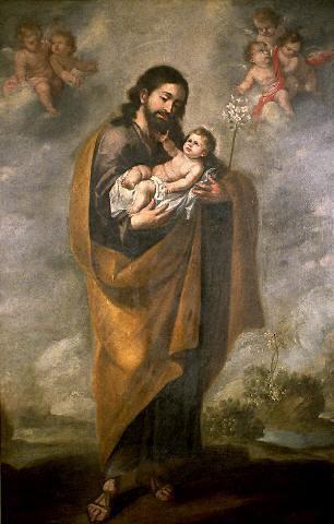 Sancte Joseph, patrone Sanctæ Ecclesiæ,