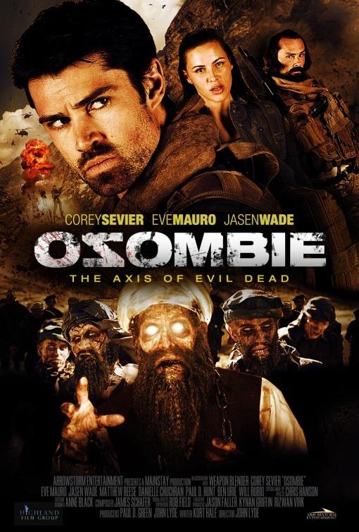 [Filme] Ozama Bin Laden está de volta! Osombie+poster