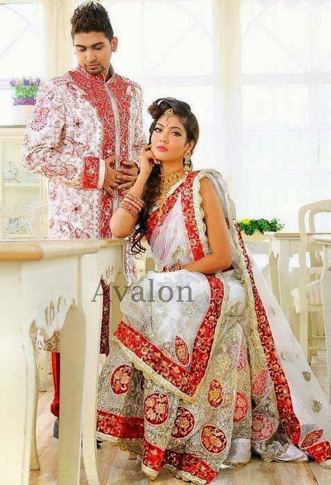 Avalon Wedding Dresses Collection 2014 for Men & Women