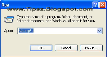 how to delete your inyernet temp files