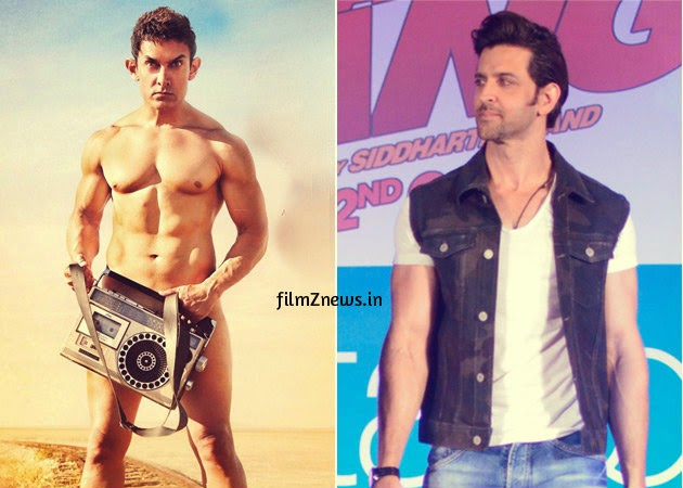 Aamir Khan Takes Transistor Off for a challenge With Hrithik roshan